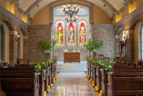 大聖堂白①